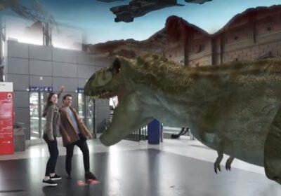 Dinosaurier von Acer