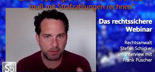 Stefan Schicker im Interview