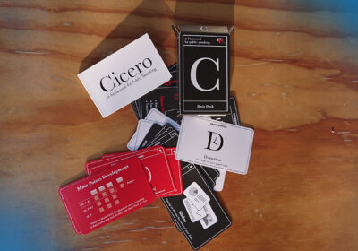 Cicero Card Deck