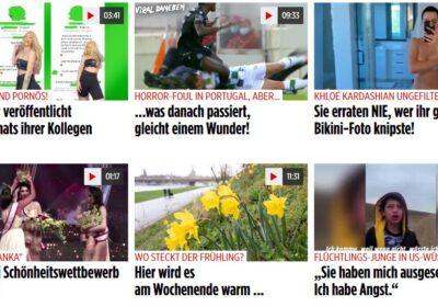 Bild Headlines